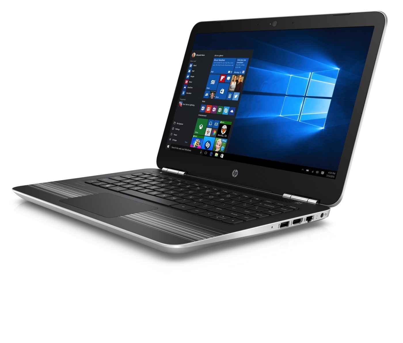 hp debuts new pavilion pc lineup including a 15 inch hybrid laptop from the x360 range tablet. Black Bedroom Furniture Sets. Home Design Ideas