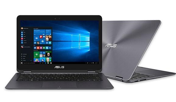 ASUS Zenbook Flip UX360 Premieres Convertible Design In