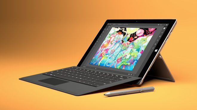 Microsoft Surface Pro 3 Gets Fresh Firmware Update, Tăng Battery Life During Sleep Mode