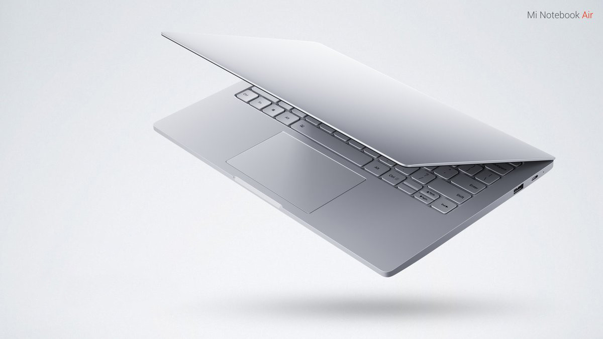 Xiaomi Mi Notebook Air Is The Company S First Laptop
