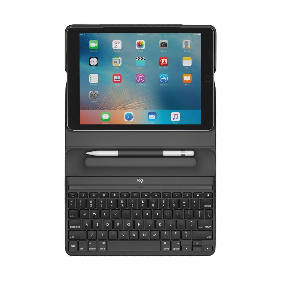 Logitech Launches Backlit Create Keyboard Tailored For
