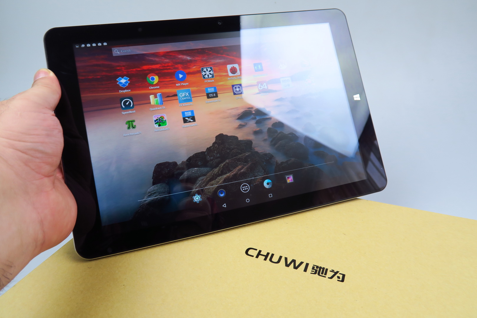 Chuwi Hi12 Unboxing: 12 inch Dual Boot Tablet With ...