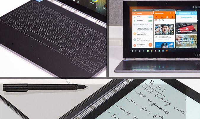 Lenovo Prepping Chrome OS Yoga Book for 2017 Release - Tablet News