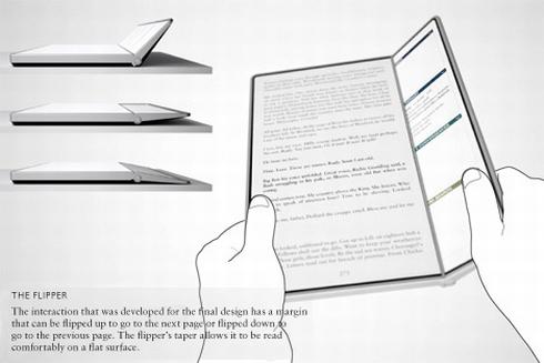 Bibliofile_Electronic_Book_reader_concept_2