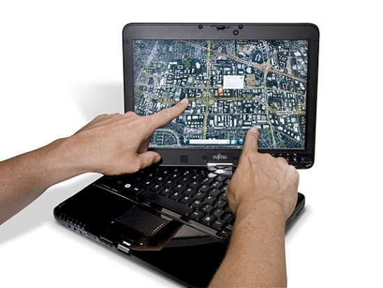 LifeBook T4310_touch