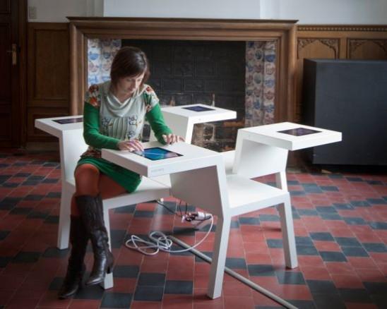 Salsa Table Integrates iPads, Collaborative Energies Fused ...