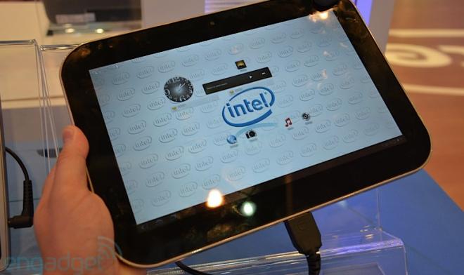 Computex 2011: Intel Oak Trail Honeycomb Tablets Showcased ...