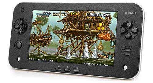 JXD S7100 Android Gaming Tablet Priced at a Mere $140 ...