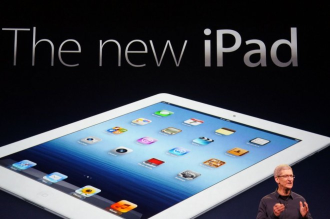 Apple Preparing to Sell the New iPad in China?