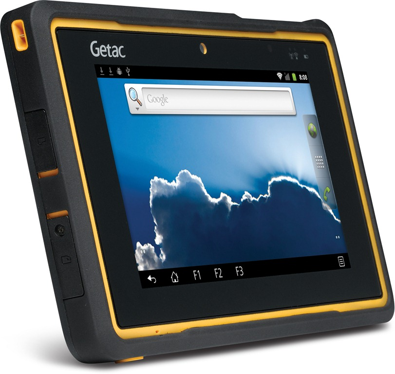 Getac Launches The World S Most Rugged Tablet Priced At Almost 2000
