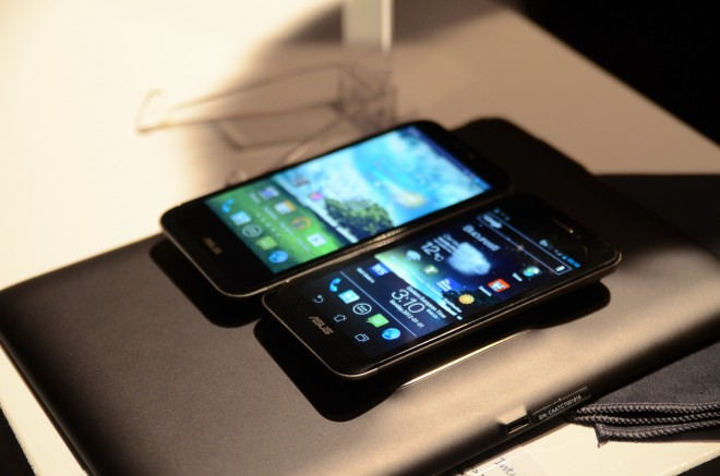 Asus Padfone 2 Launch Event