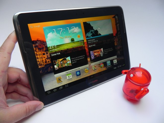 android 4 1 jelly bean update reaches samsung galaxy note
