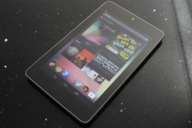 Google Nexus 7 Is This Year S Favorite Purchase For The Holiday Shopping Season Tablet News