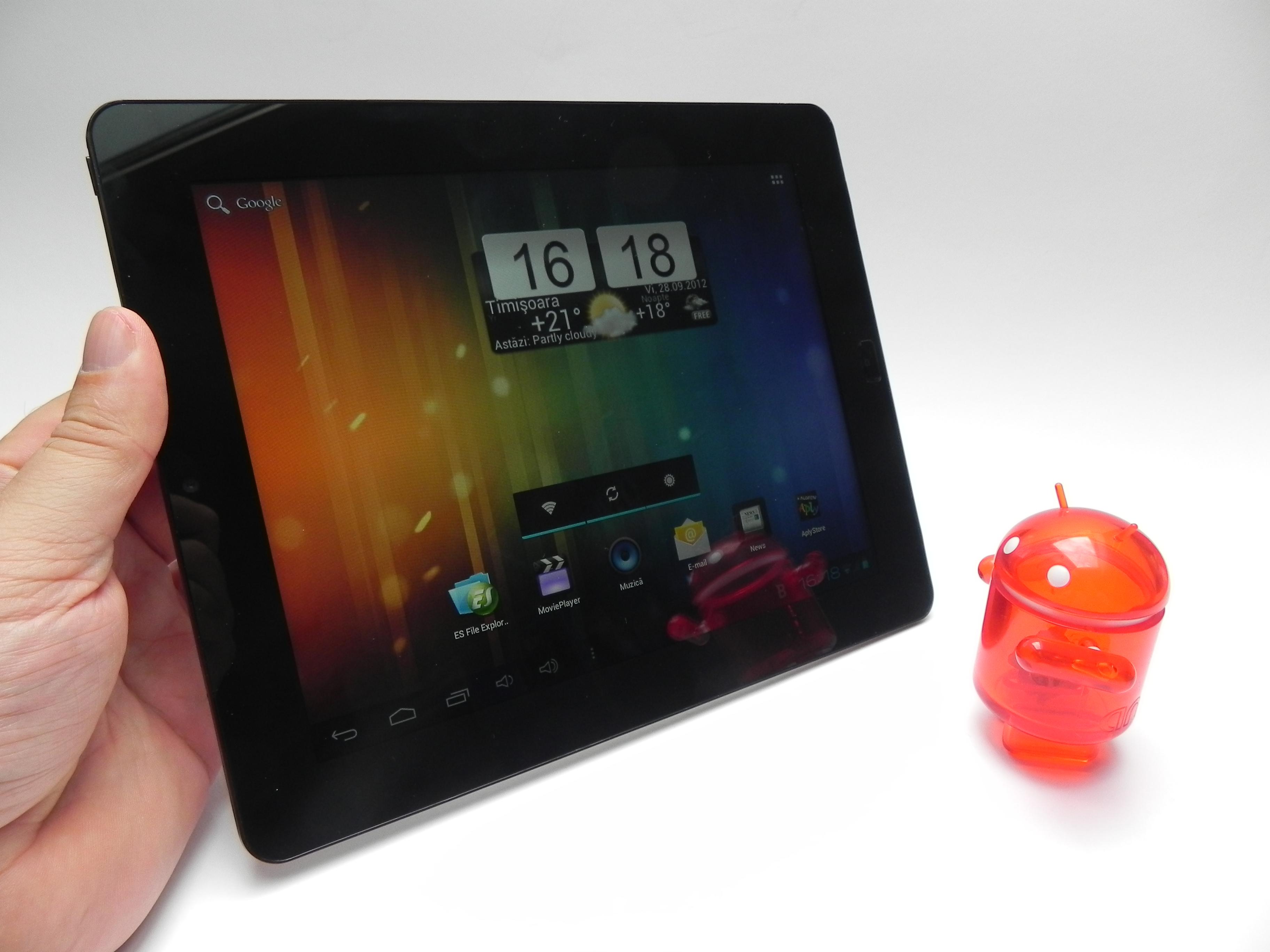 Allview AllDro 2 Speed Tablet Windows 8 X64