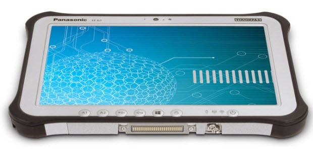 tablets from toughpad series with windows 8 and android   tablet news