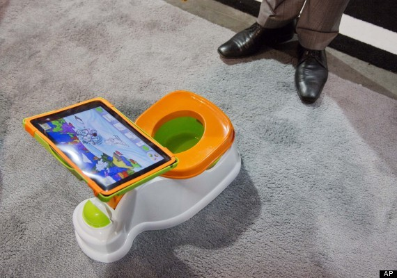 Gadget Show iPotty