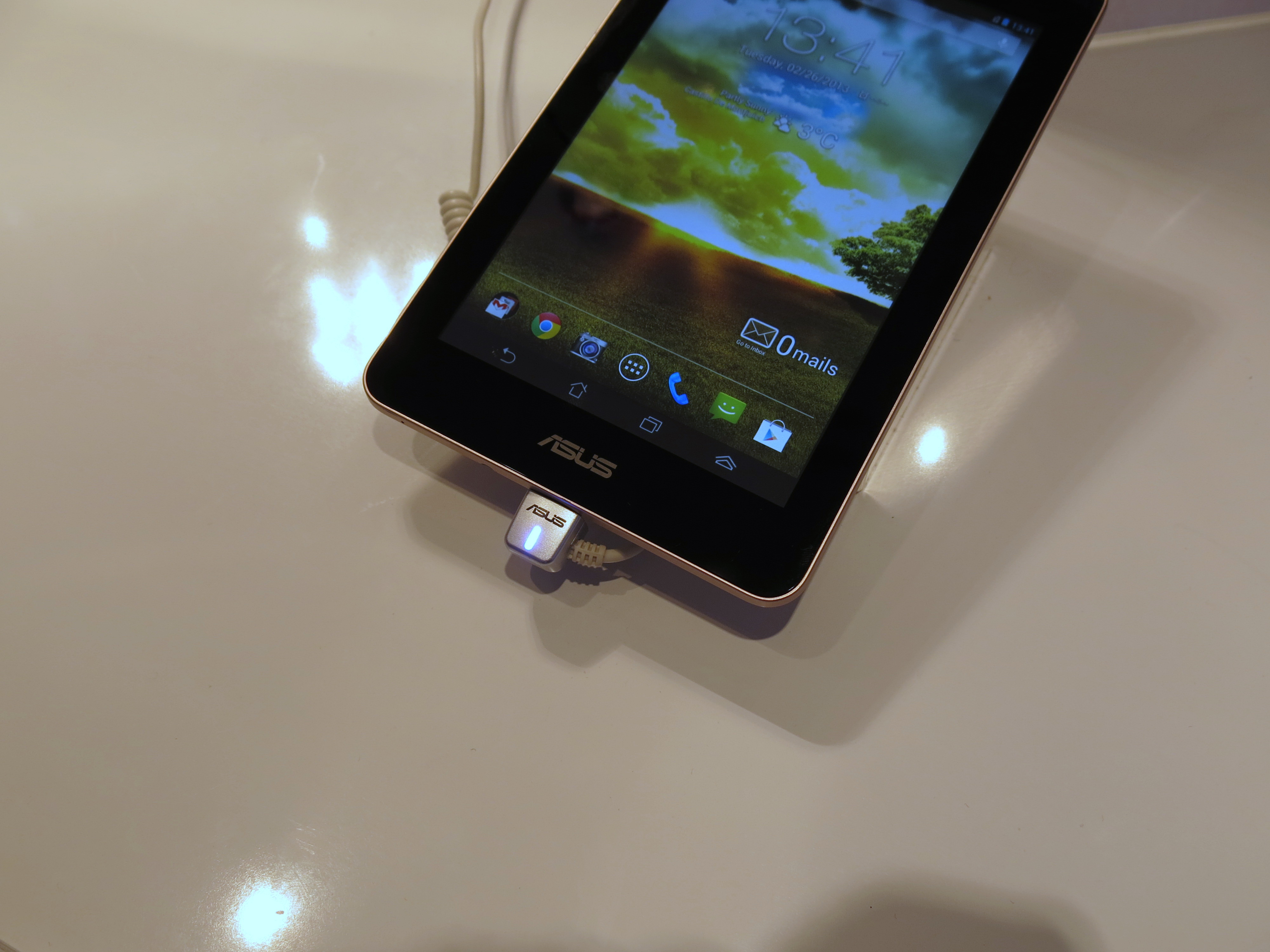 MWC 2013: ASUS FonePad Hands on at MWC, Reveals Pretty ...