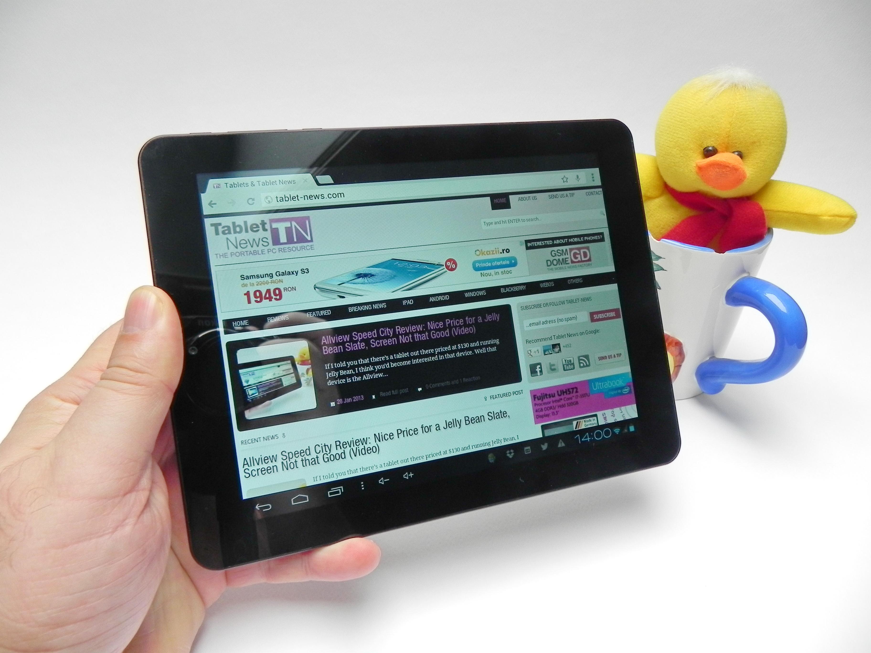 E-Boda Supreme X400 QC Tablet Driver