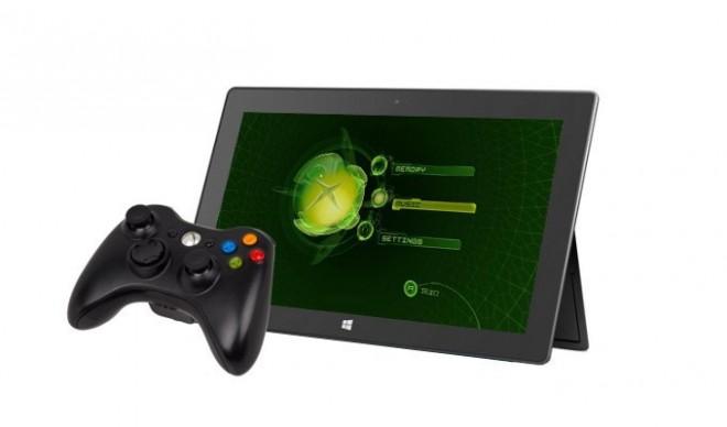 Xbox Surface Controller