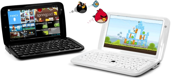 gonote mini is a 7 inch touch netbook with android