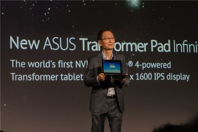 ASUS Transformer Pad Infinity1