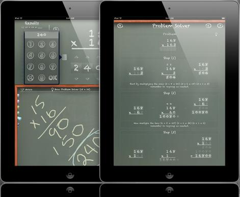 Mathboard-iPad