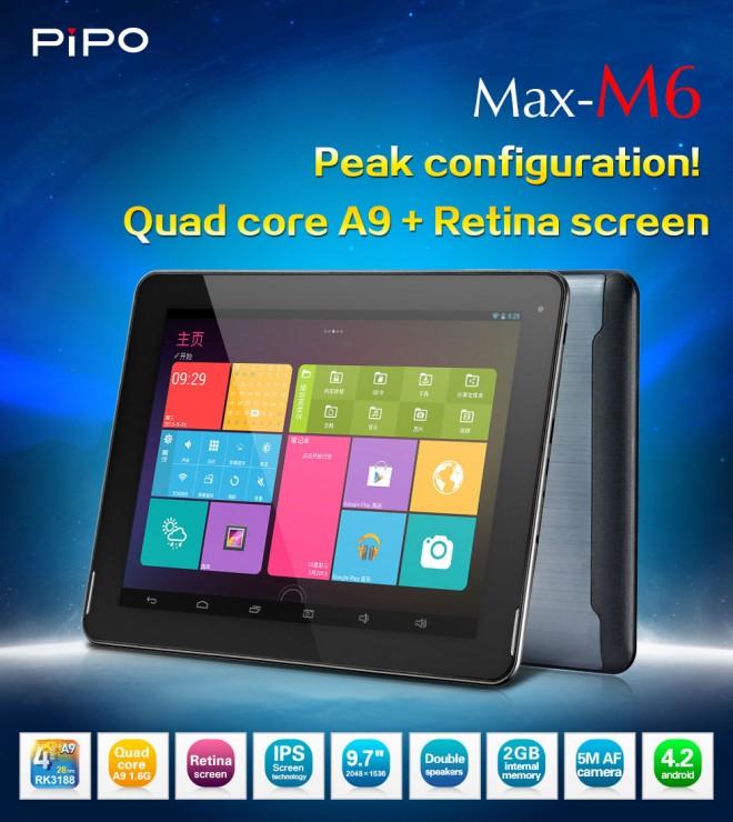 max m6 2