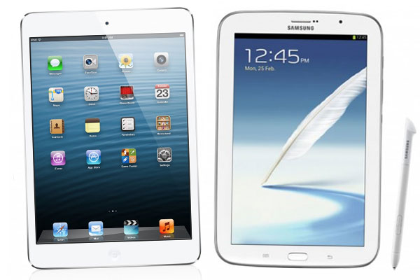 "iPad Mini 2 Will be ""Every Inch a Samsung"", or at Least 7 ..."