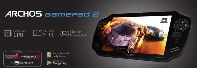 Archos-Android-GamePad-2-tablet