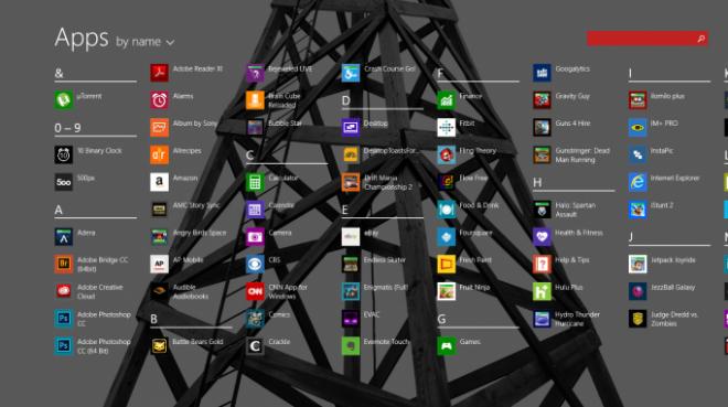 Windows 81 Apps