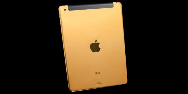 Gouden-iPad-Air