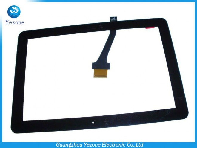 Free-Shipping-Digitizer-for-Samsung-Galaxy-Tab-10-1-P7500-P7510-Tablet-Touch-Screen-Panel-Black