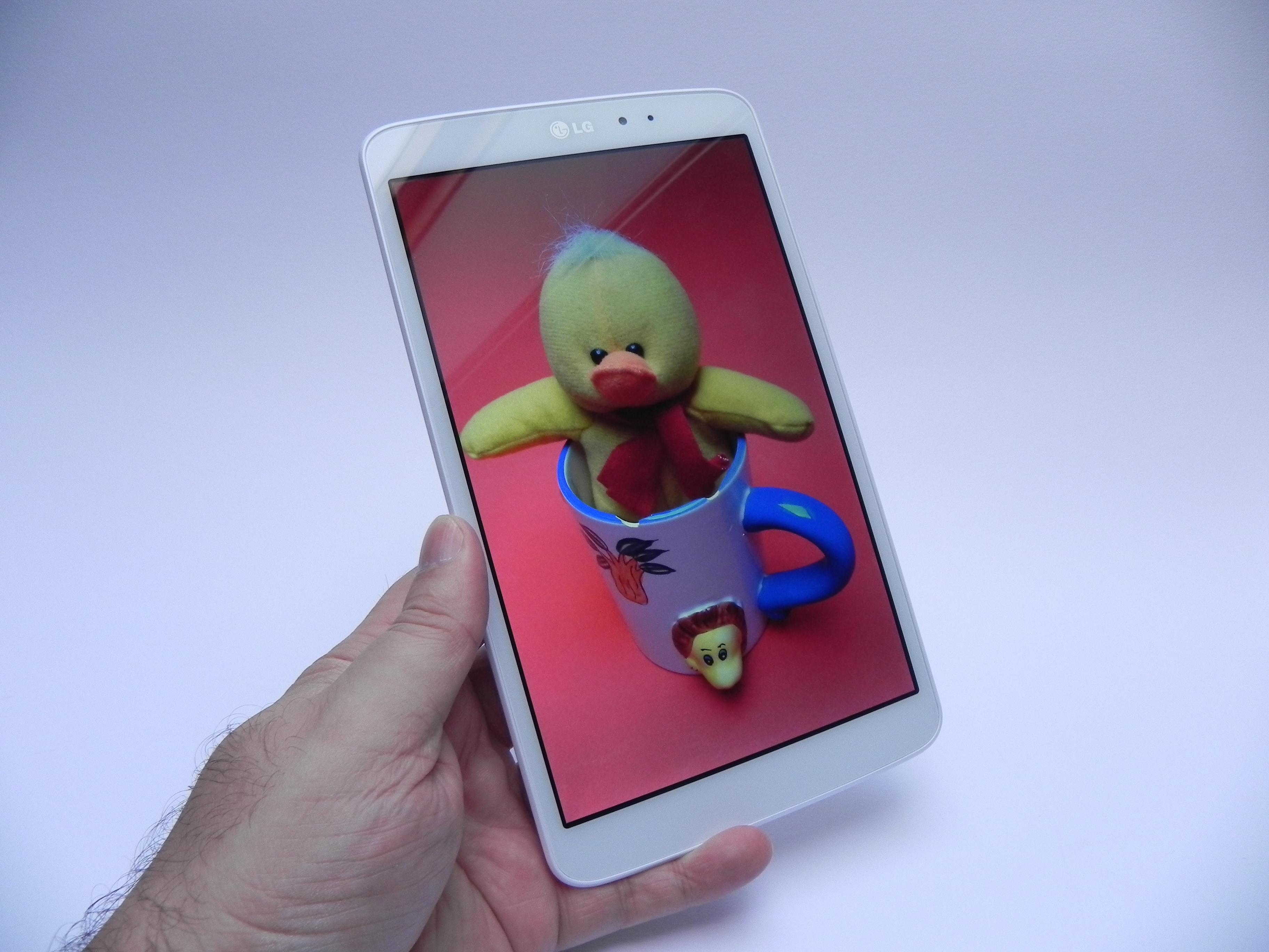 LG G Pad 8.3 Review: Probably the Best Small Android ...