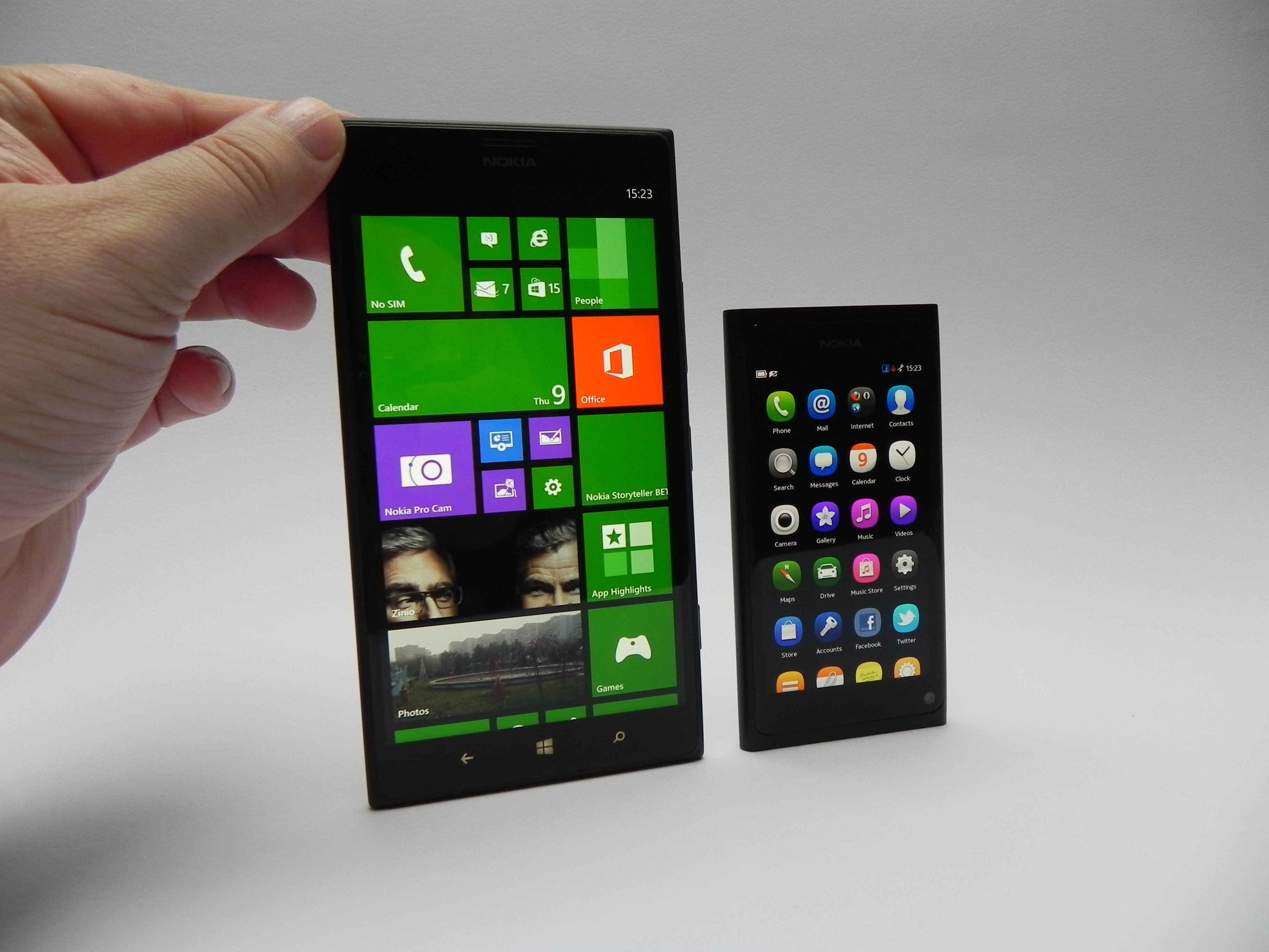 Nokia Lumia 1520 Review: Biggest Windows Phone Device ...
