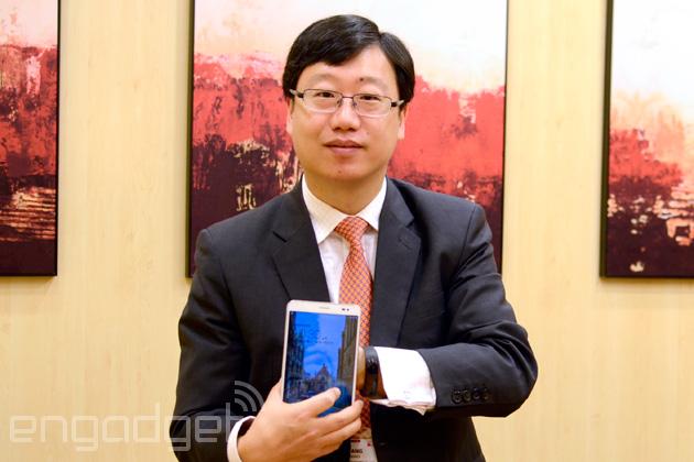 Huawei-Shao-Yang-MWC-2014