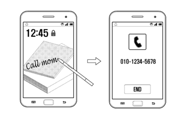 Samsung-handwriting-unlock-screen-Galaxy-Note-2