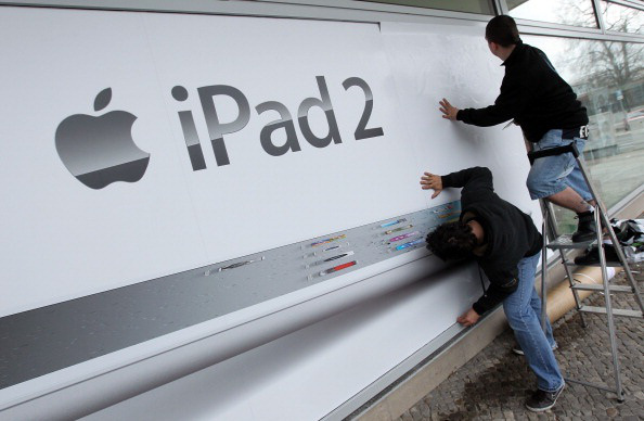 Apple iPad 2 Goes On Sale In Germany
