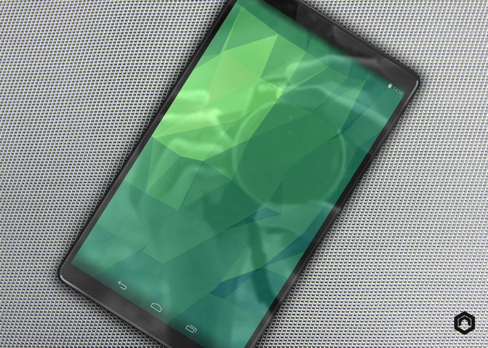 Nexus 8 Tablet Gets Rendered in Concept Design
