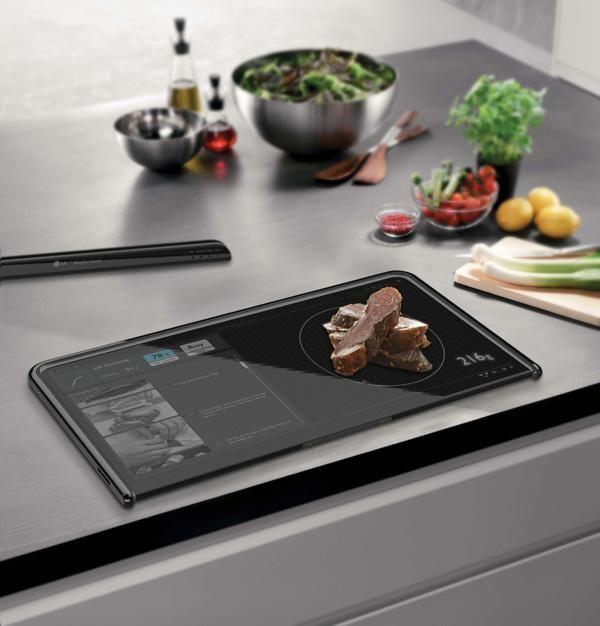 cutting board tablet