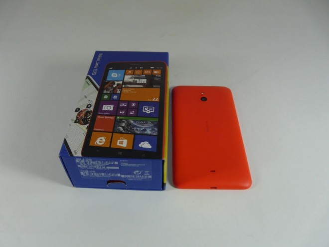 nokia lumia 1320 unboxing 2