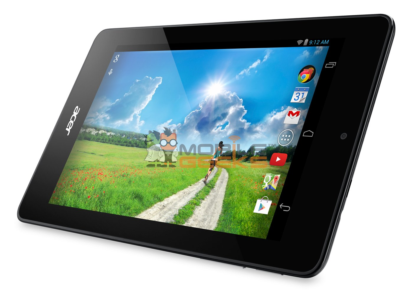 acer iconia b1 730 will arrive soon on the market with a dual core intel atom processor tablet. Black Bedroom Furniture Sets. Home Design Ideas
