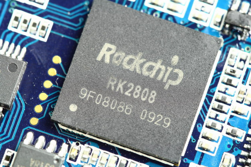 Intel Starts Strategic Partnership With Rockchip, Trying to