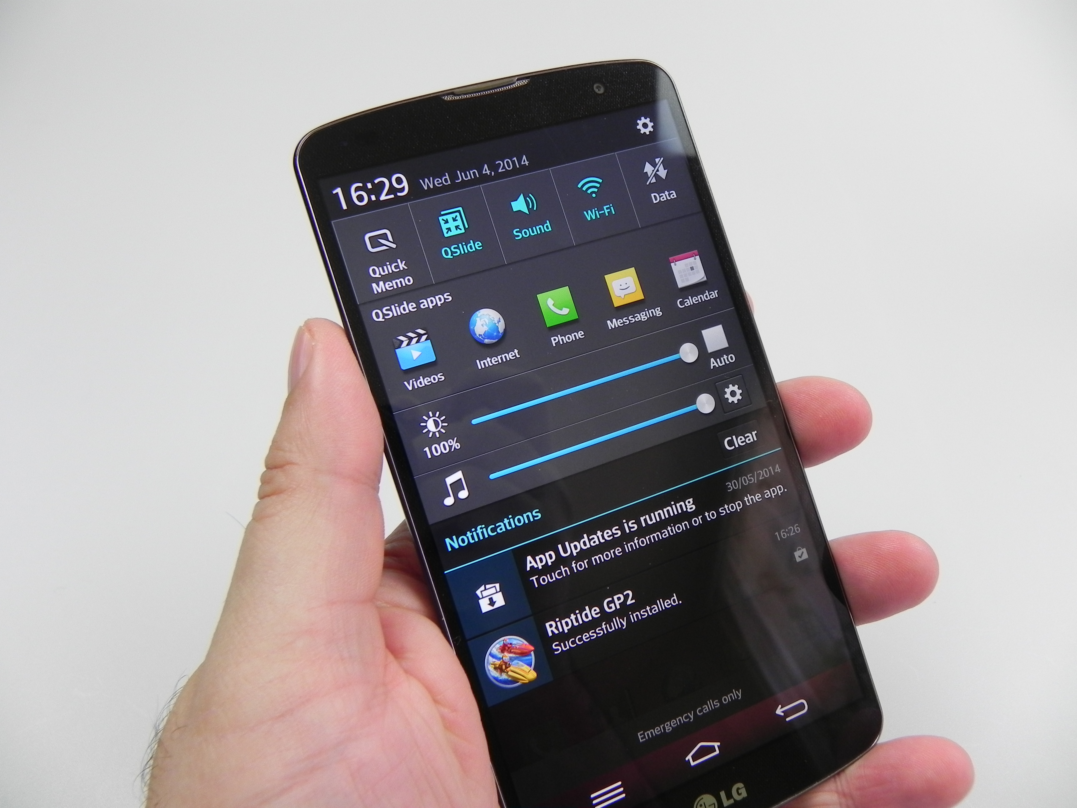 how to change the battery in lg g2 pro