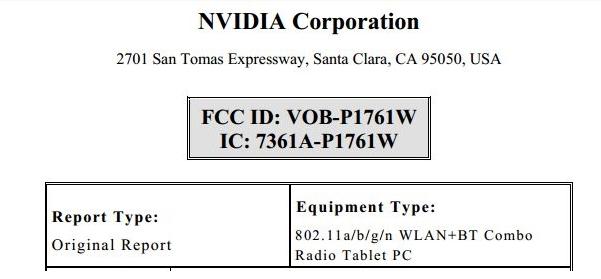 NVIDIA FCC