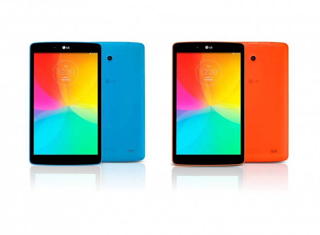 G Pad 8.0_Blue_ Orange
