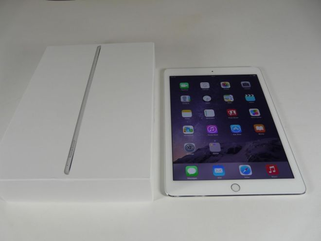 ipad air 2 unboxing tablet news