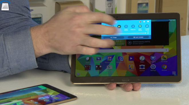 galaxy tab s 6 10.5 android lollipop