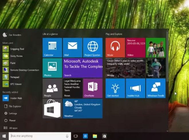 Windows 10 Build 10114 (2)