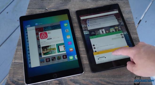 android m versus ios 9