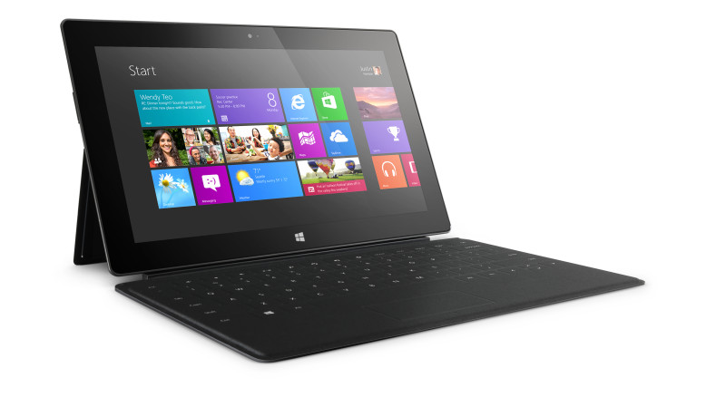 Microsoft Prepares Windows 8 for Tablets
